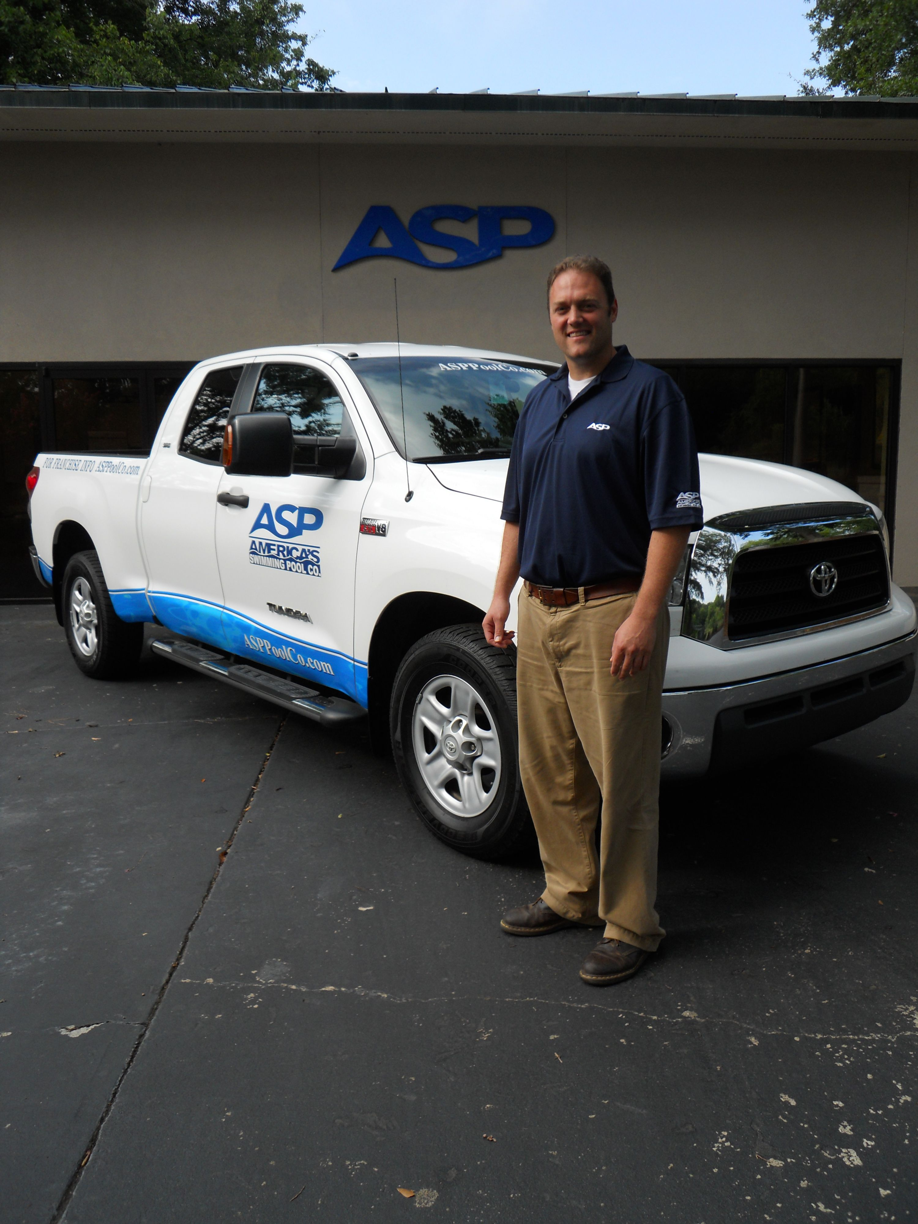 Congratulations Clint Rowley and the team at ASP of Mesa for your