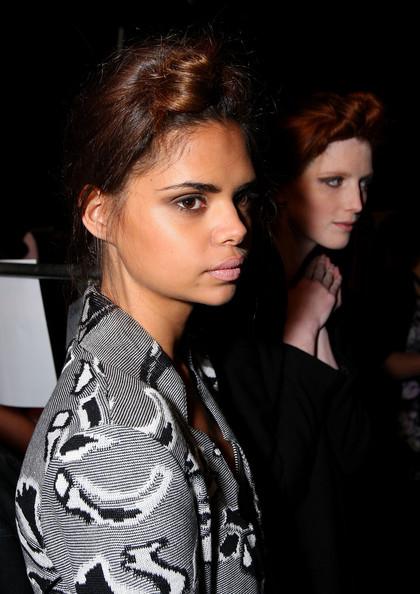 Such a beautiful Aboriginal Australian model!   Portraits ...