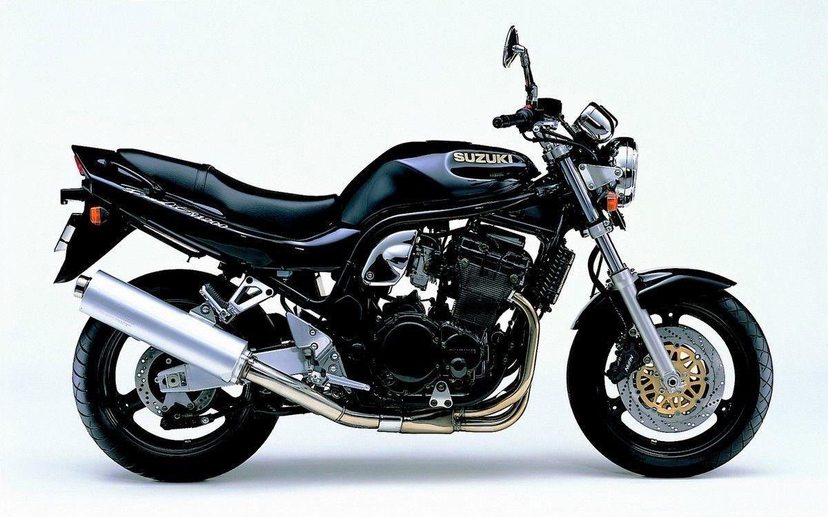 Suzuki Gsf 1200n Bandit 1996