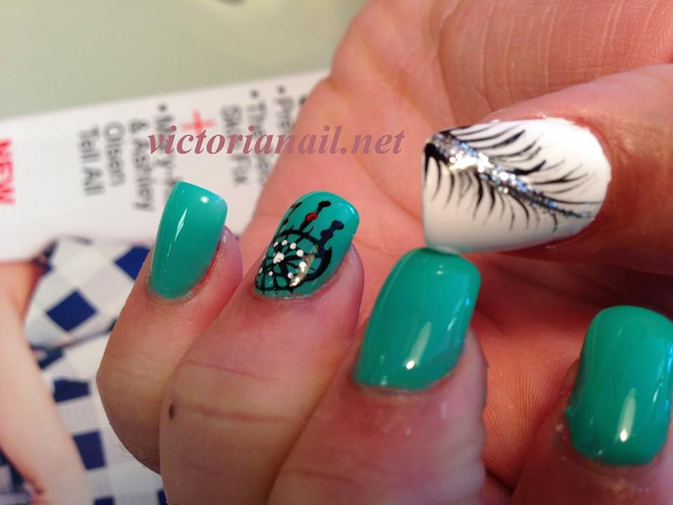 Inspiration Design of Full Set Nail Designs and Trend Design ...