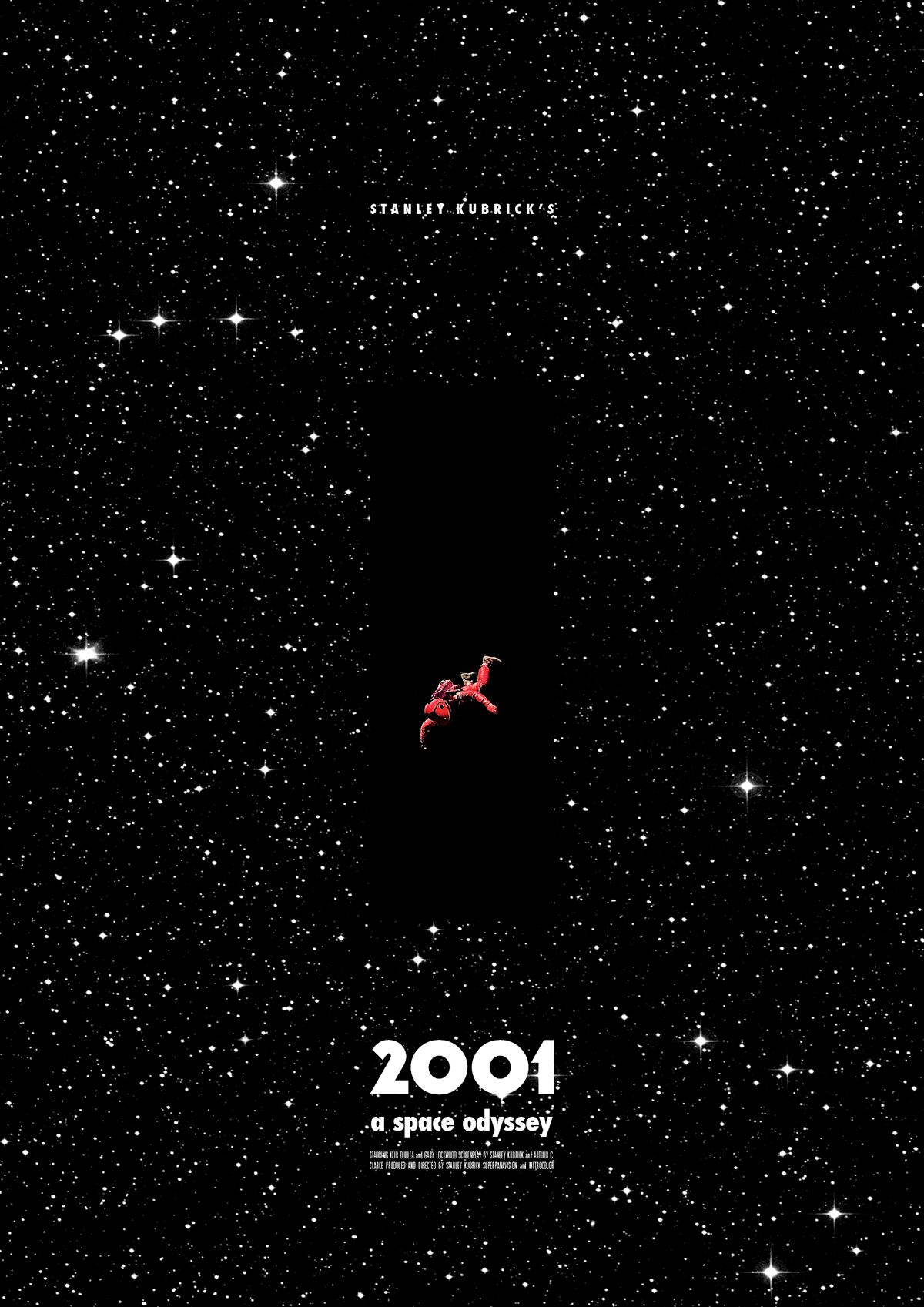 2001 A Space Odyssey By Juarez Tanure Movie Posters