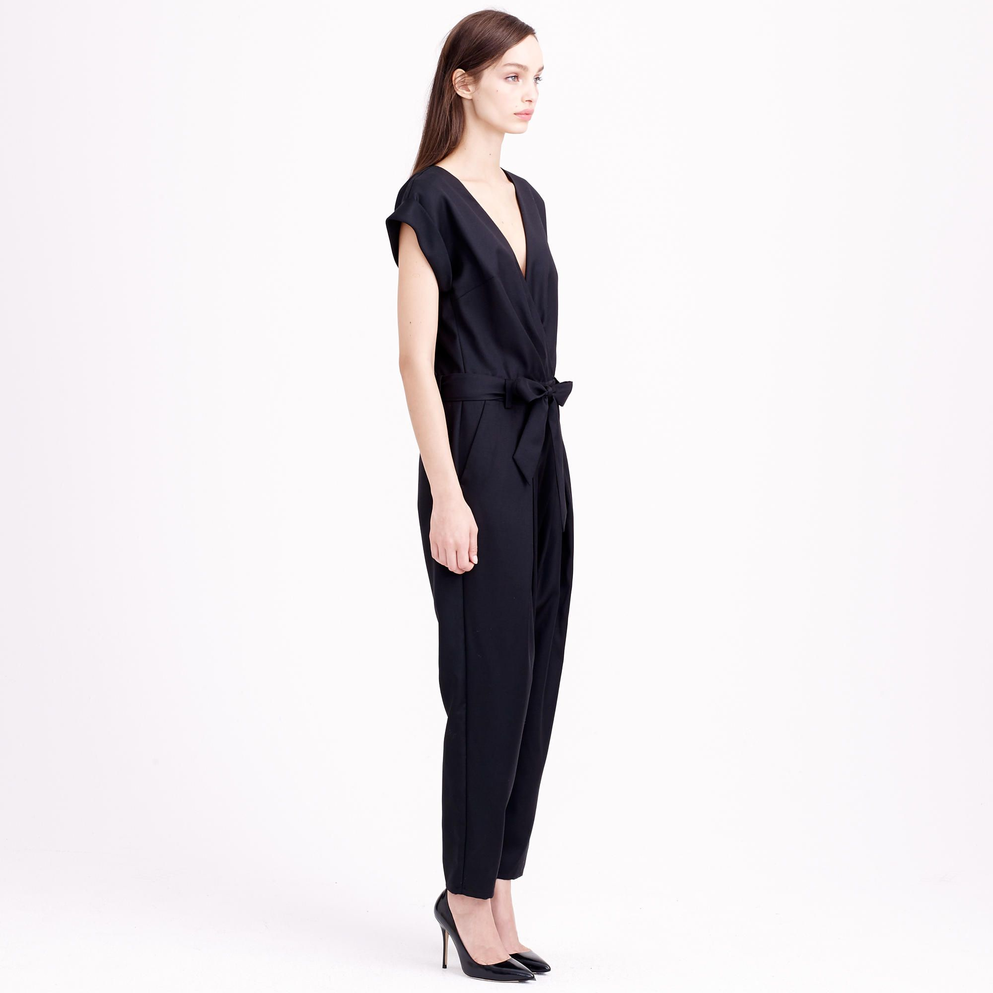 cfdabd9eb49 Collection tropical wool jumpsuit   dresses