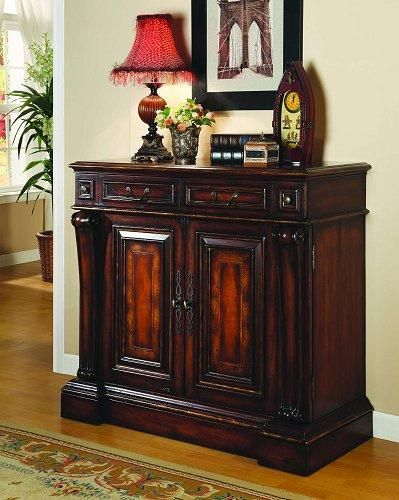 Discontinued Hooker Bedroom Furniture Intended Console With Tv Option Discontinued Item Trenton Hooker Furniture Wwwmkhomedesign