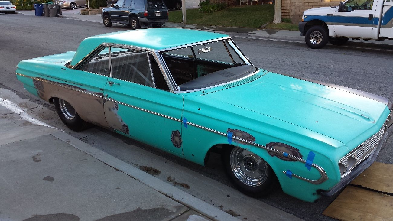 Santa Clarita steet race car 1964 PLYMOUTH BELVEDERE  7 500   Pro     Santa Clarita steet race car 1964 PLYMOUTH BELVEDERE  7 500