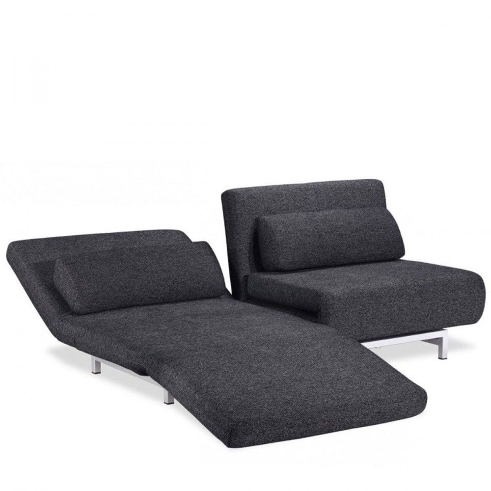 Canapé convertible et modulable design 3 places archie