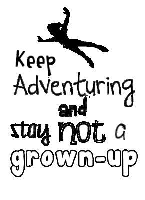 Stay Not A Grown Up Tattoos Pinterest Quotes Sayings And