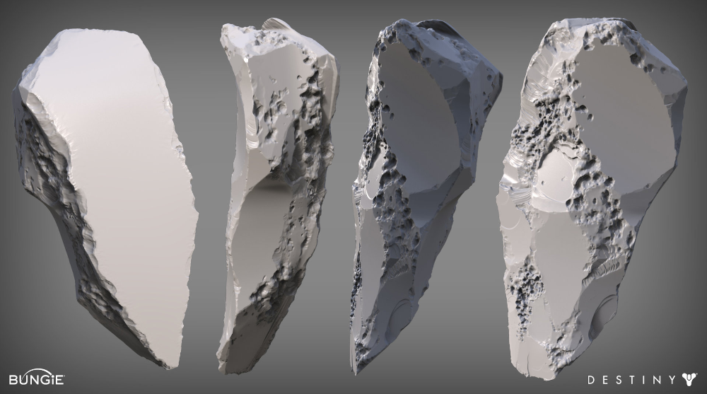 Artstation Destiny Traveler Shard Chelsea Velazquez Environment Concept Art Game Inspiration Rock Sculpture