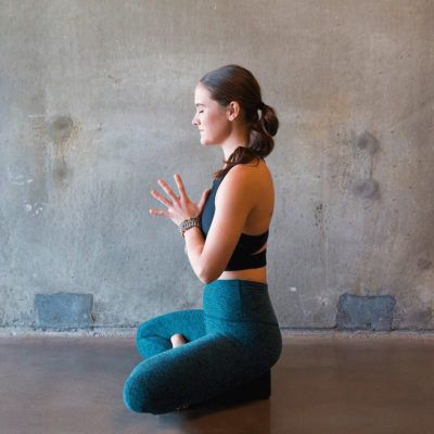 a yoga and meditation sequence for stress relief  yoga