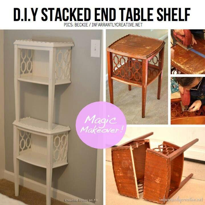 Diy Shelfs