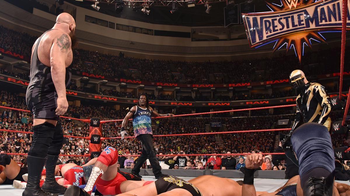 Photos Big Show Makes Massive Statement Big Show Andre The