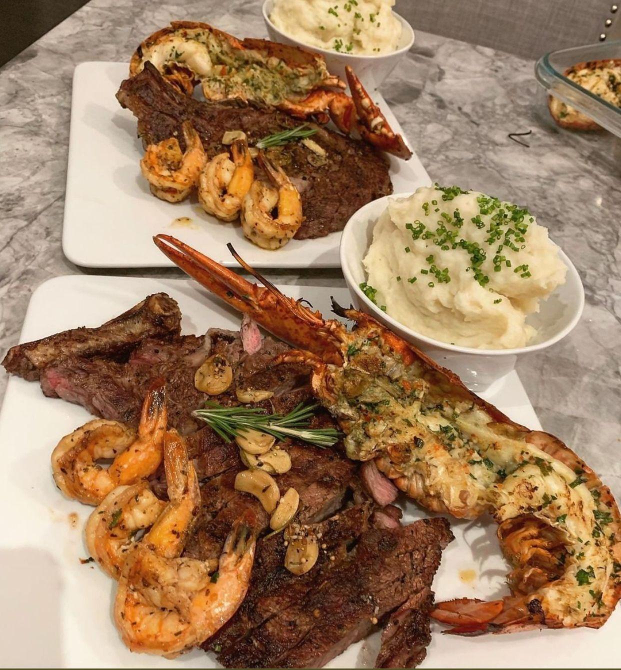 Food seafood restaurant food trends