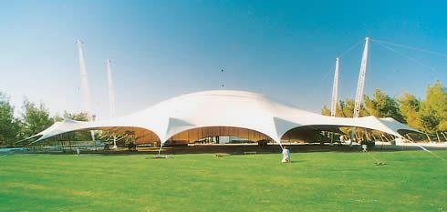 Desert Tent & Desert Tent | a : tensile structure | Pinterest