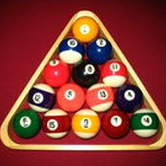 What Is The Proper Way To Set Up Pool Balls Pool Balls Ball Billiards Game