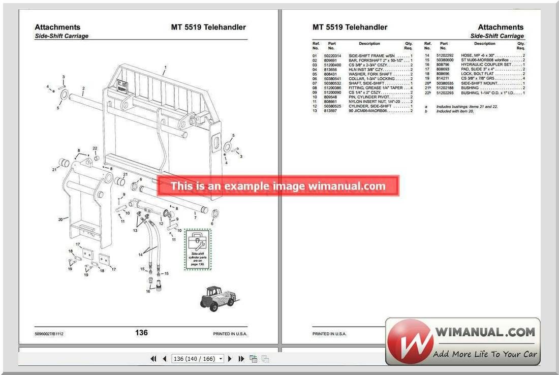 Manitou Forklift Wiring Schematic For on