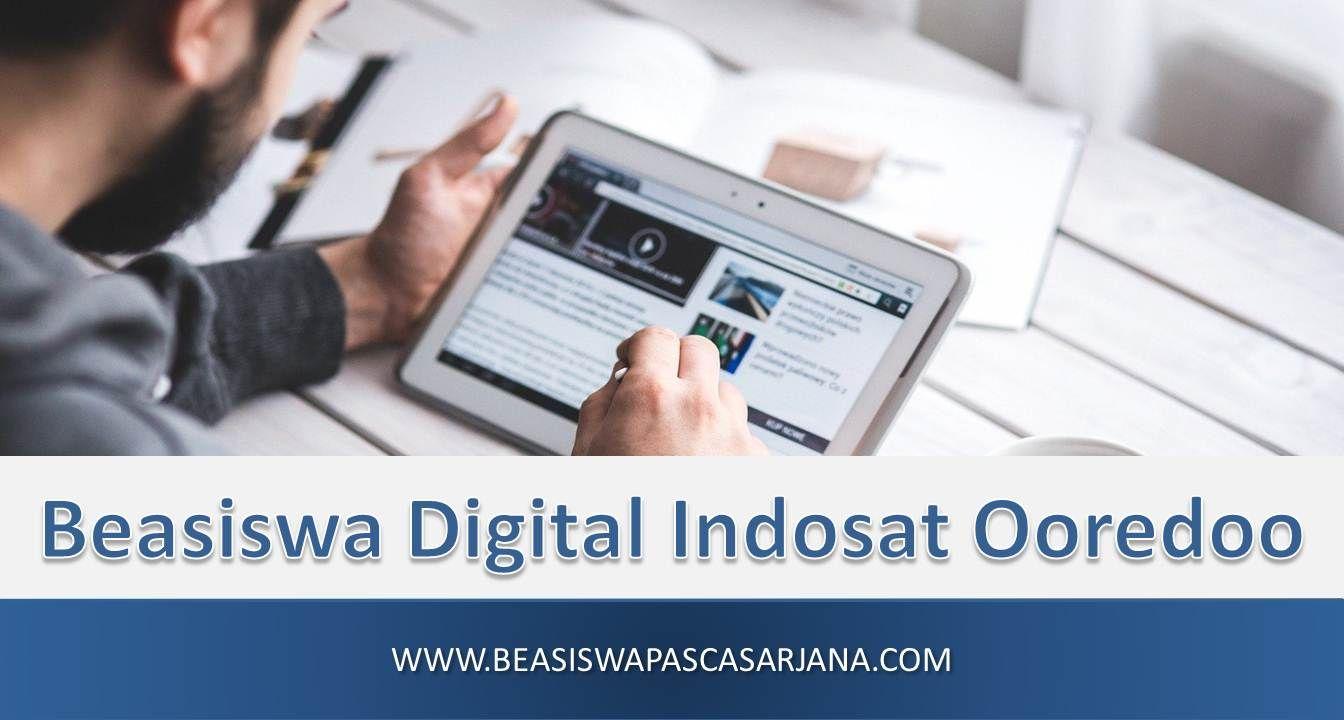 Beasiswa Indosat Ooredoo Digital Camp Idcamp Coding Pendidikan Belajar