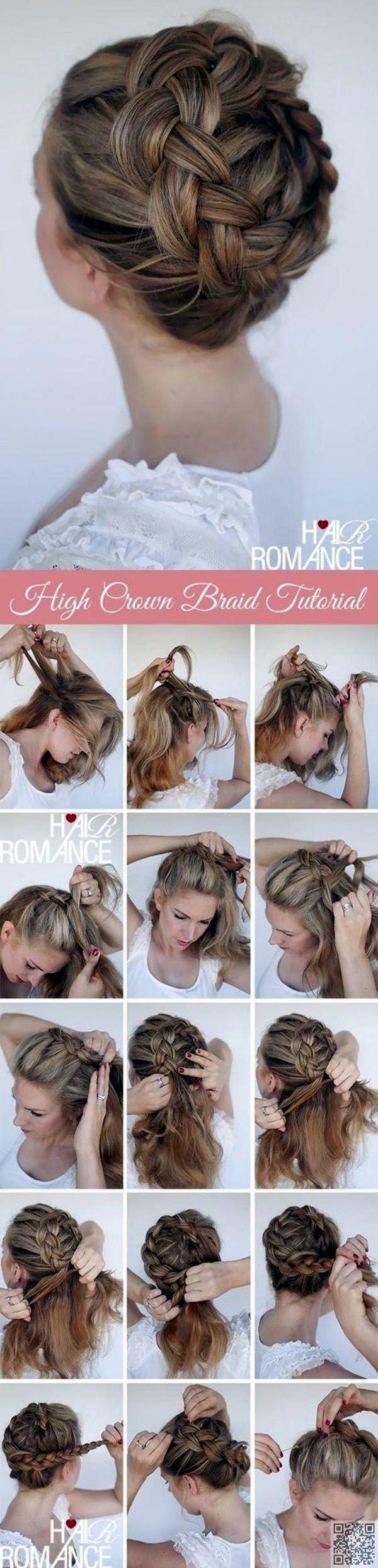 Quickhairstyletutorialsforofficewomen hair tutorials