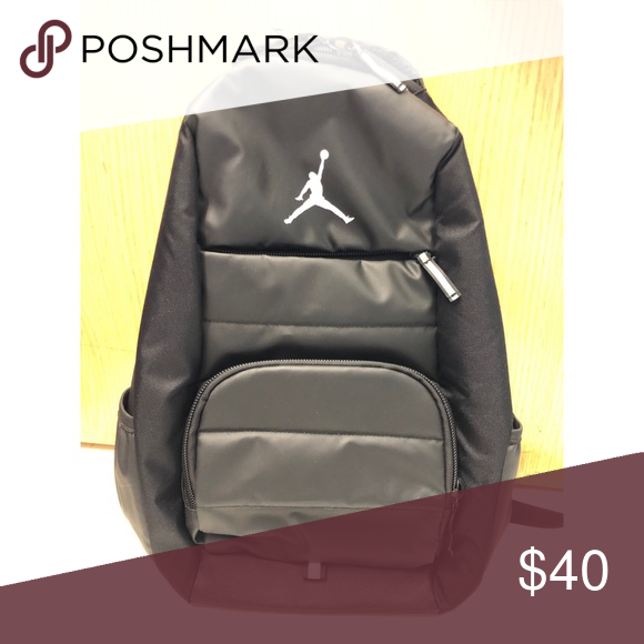 03176acc0f31 Air Jordan backpack Excellent condition. One large pocket