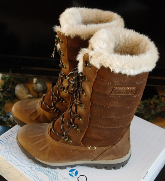 My Nevica Vail Snow Boots ~ review