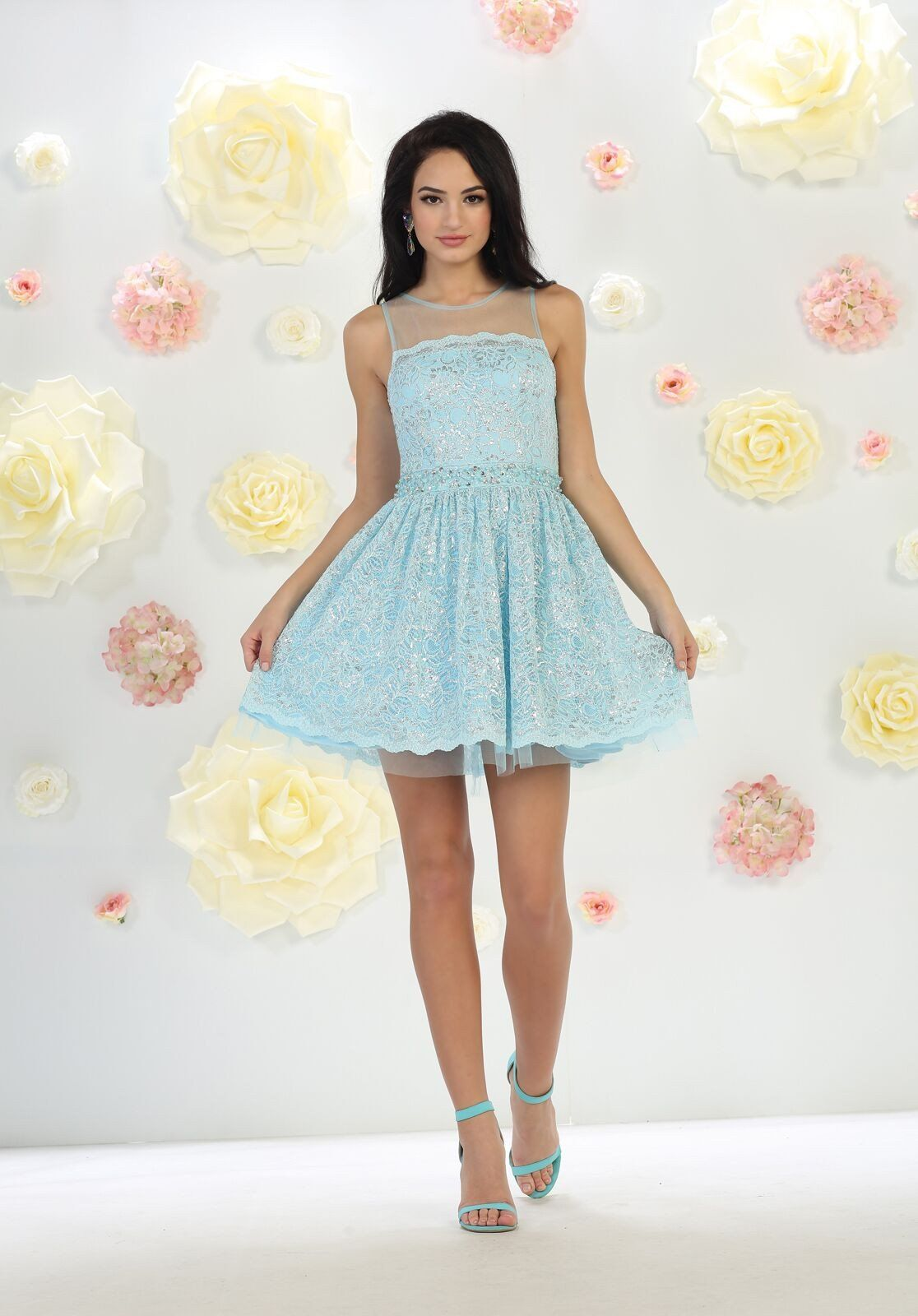 Plus size prom short dresses homecoming cocktail party pinterest