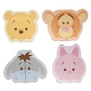 Winnie the Pooh and Friends Tsum Tsum Sticky Notes