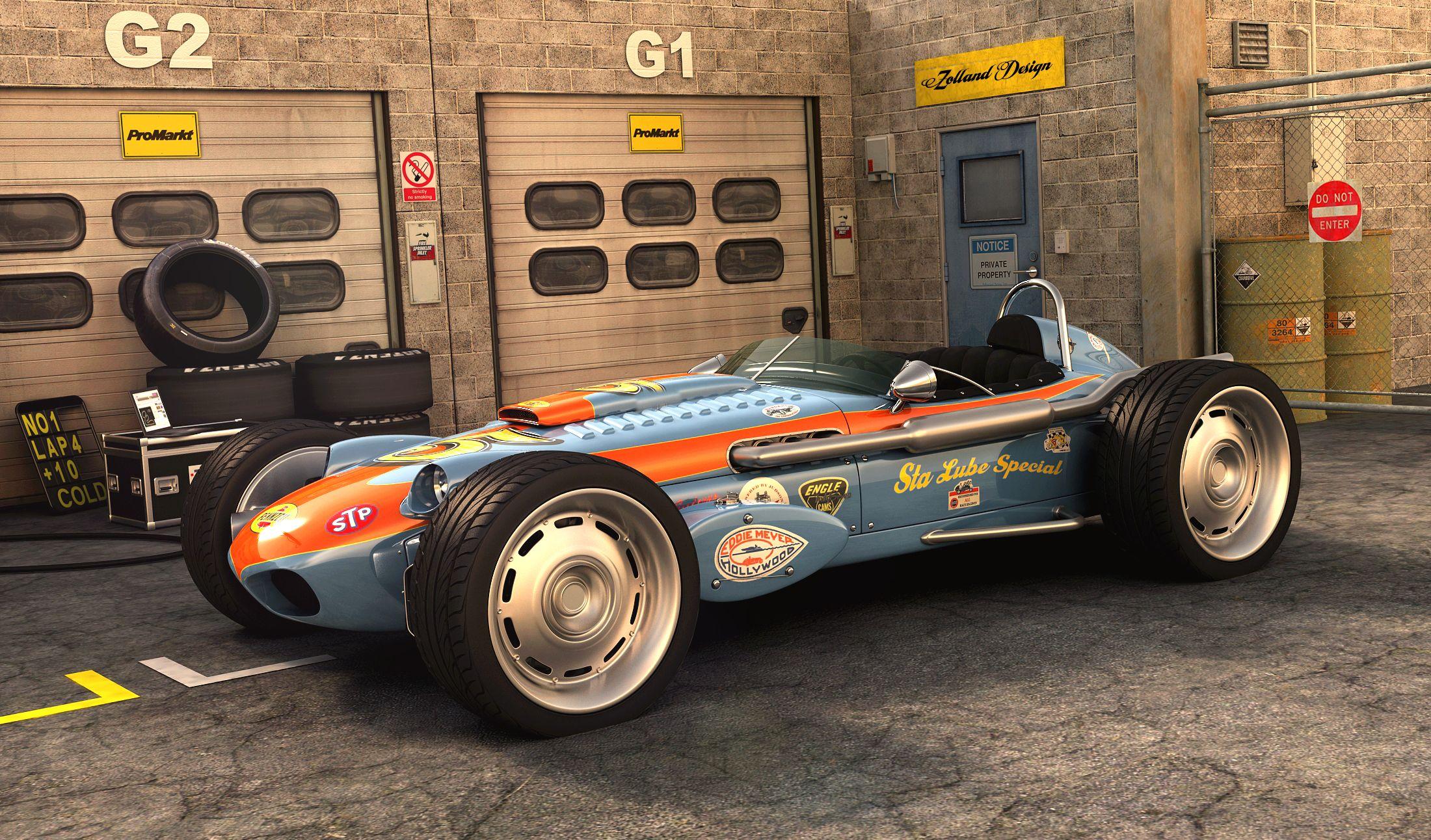 Lotus 7 kit car usa - Car Stuff