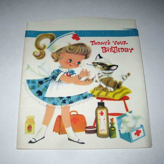 Vintage birthday cards nurse bing images old cards pinterest vintage birthday cards nurse bing images bookmarktalkfo Images