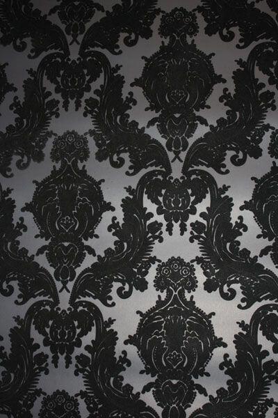 30 Best Flocked Wallpaper Ideas Home Decor Ideas Uk Flock Wallpaper Velvet Wallpaper Victorian Wallpaper