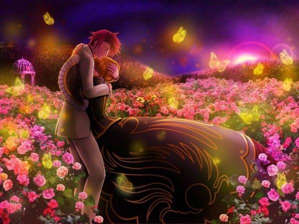 Romantic Love Couple 3d Wallpaper Love Couple Wallpaper Romantic Love Couple When They Cry