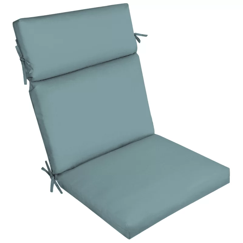 Adelia Texture Outdoor Lounge Chair Cushion Dining Chair Cushions Outdoor Dining Chair Cushions Outdoor Lounge Chair Cushions