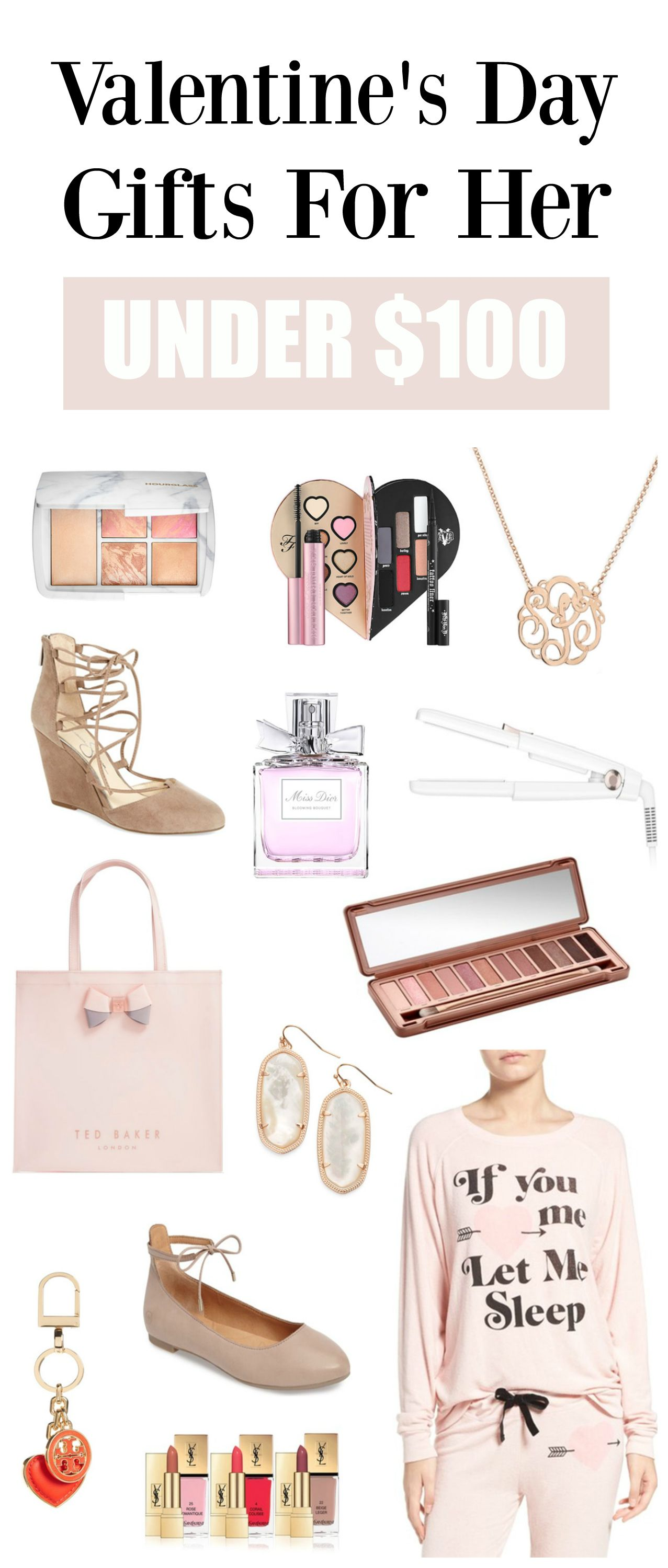 Valentine S Day Gifts For Every Budget Every Girl On Your List Mash Elle Valentine Day Gifts Trendy Gift Valentines Day Gifts For Her