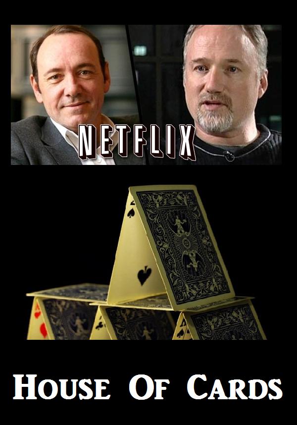 House of Cards - take a peek, good series