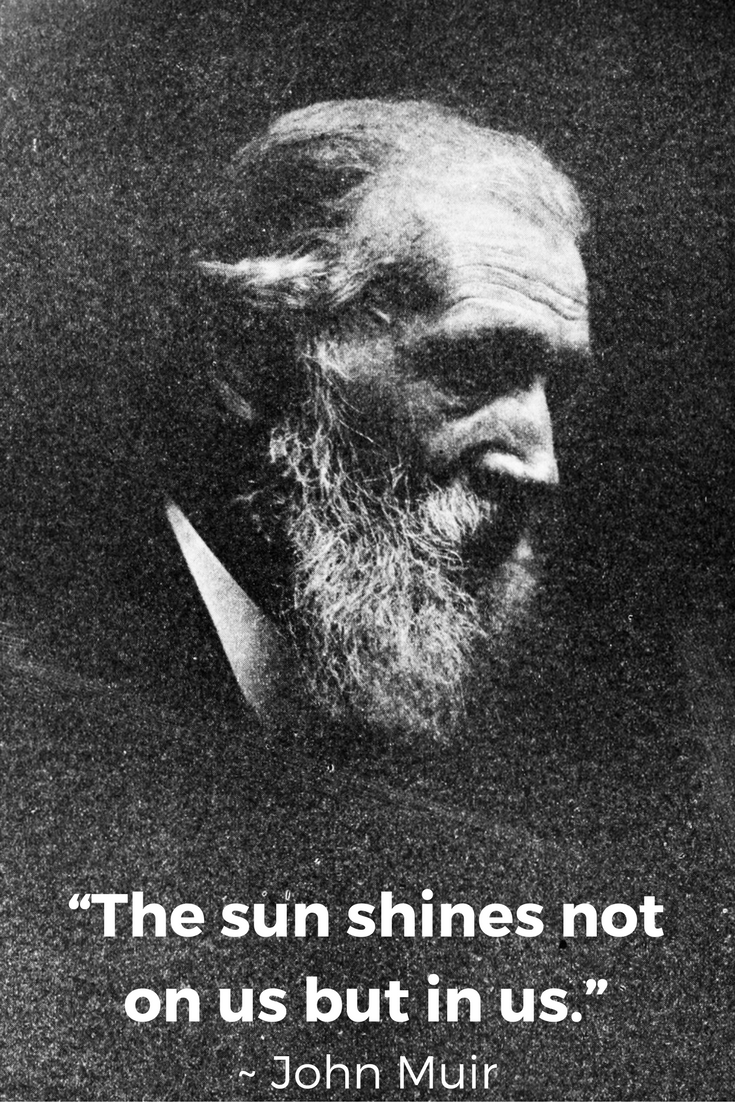 John Muir Passed Away On Christmas Eve, 1914. This Is One Our Favorite Of  Muiru0027s Many Wonderful Quotes.