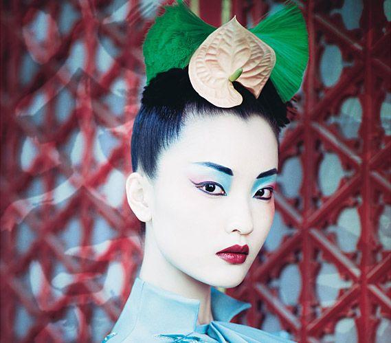 Geisha Make Up svaasta Pinterest Geisha makeup, Geisha and