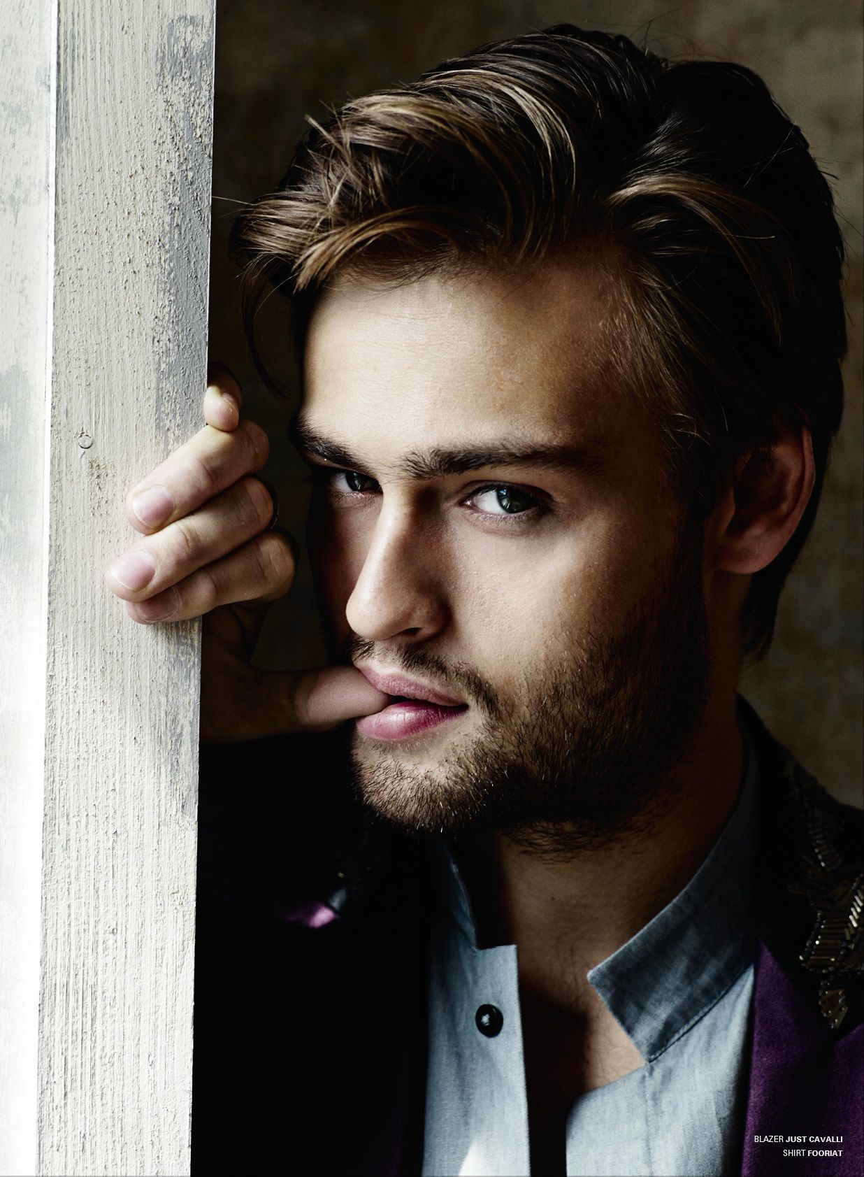 DOUGLAS BOOTH (please ...