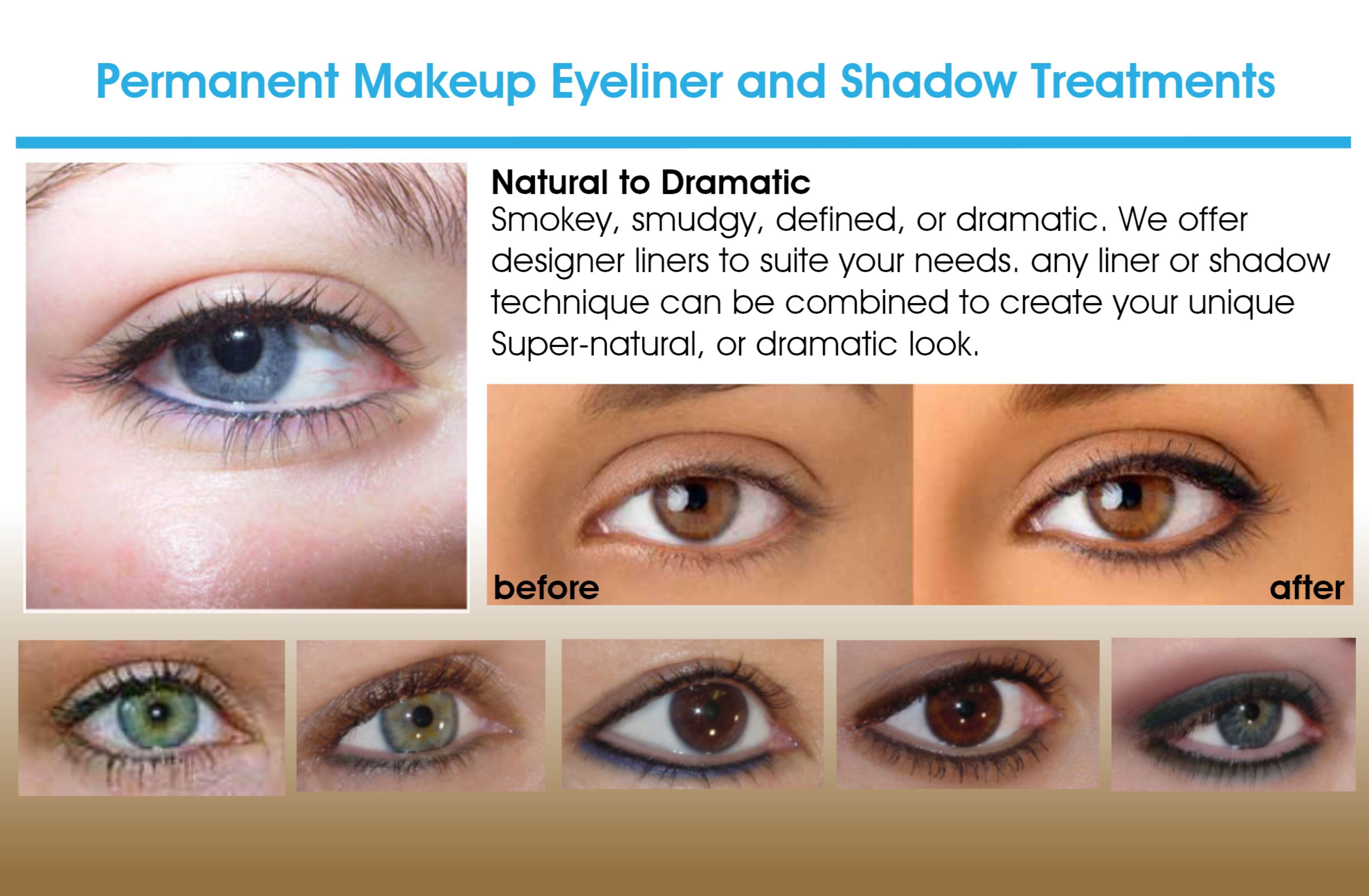 Eyeliner Permanent Eyeliner Eyeliner Tattoo Permanent Makeup Eyeliner