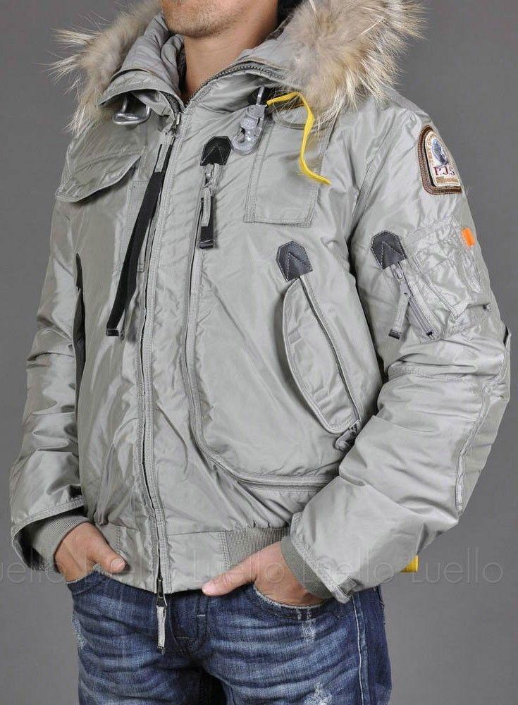 PARAJUMPERS Chaquetas Militares Moda casual