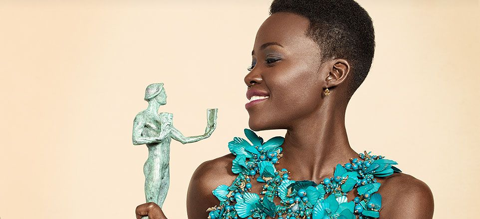 From Drab to Fab: Inside the Making of our SAG Awards Photo Booth
