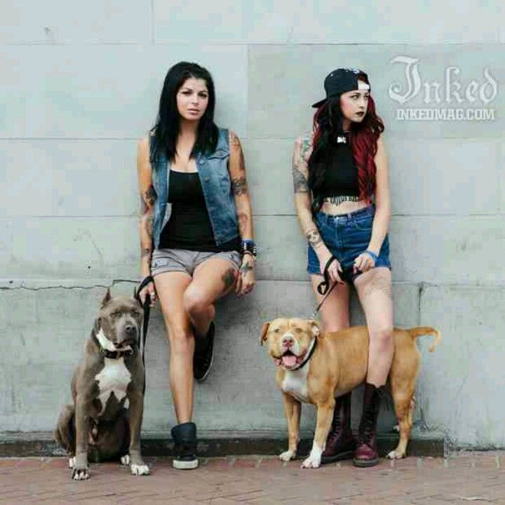 Tattooed Ladies From Pitbulls And Parolees Pitbulls Pit Bulls Parolees Animal Planet