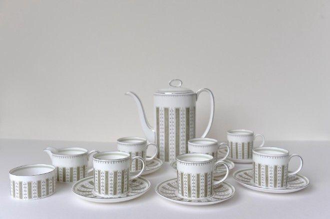 Susie Cooper Persia coffee set – L'Atelier Natalia Willmott