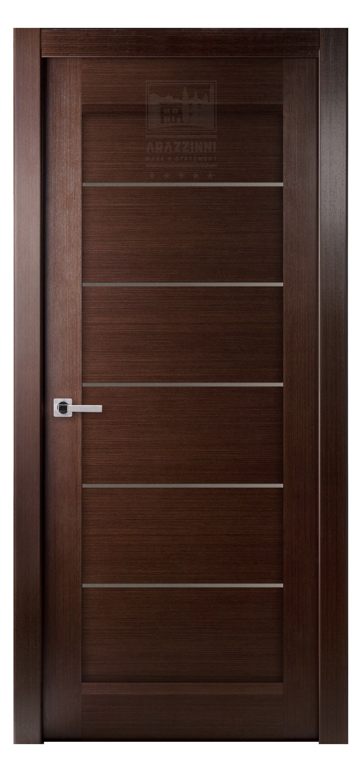 Arazzinni Mirella Interior Door Wenge Bedroom Door Design Doors Interior Modern Doors Interior