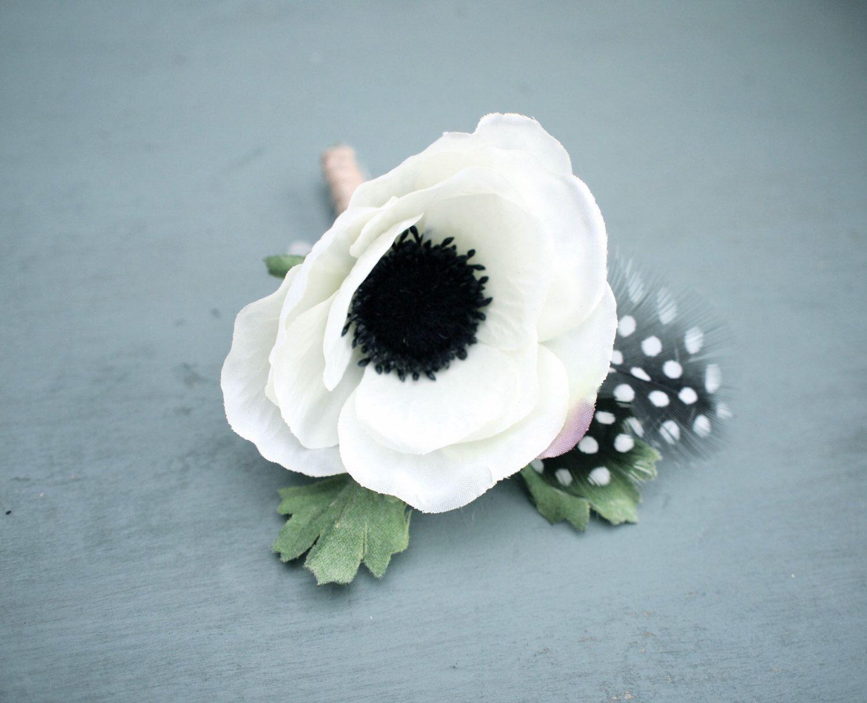 Pin By Bee Kineza On Poppies Pinterest Wedding Boutonniere