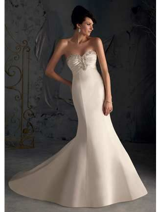 House of Brides - Blu by Mori Lee