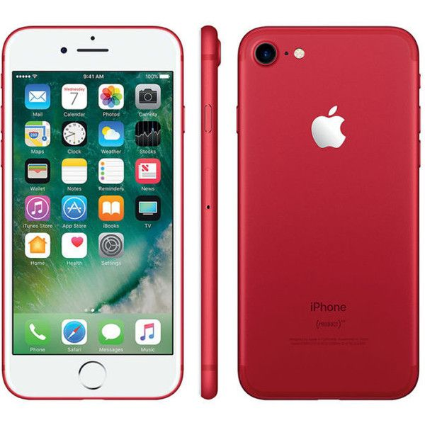 Red Iphone 7 And Iphone 7 Plus Now Available From T Mobile Tmonews Liked On Polyvore Featuring Accessories Tech Acces Iphone 7 Plus Red Iphone Iphone 7 Plus