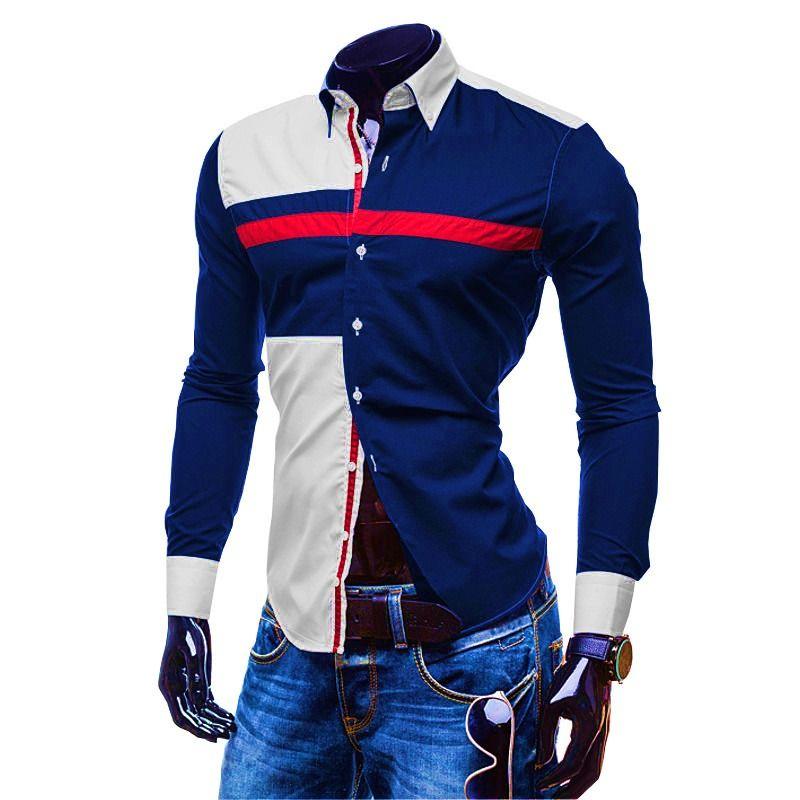 de7a7ce9d Camisa Slim Fit Hombre Colors Envio Gratis-promoción! - $ 79.900 en ...