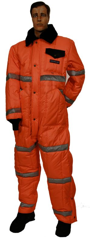 high visibility coveralls made in usa insulated on insulated work overalls id=27318