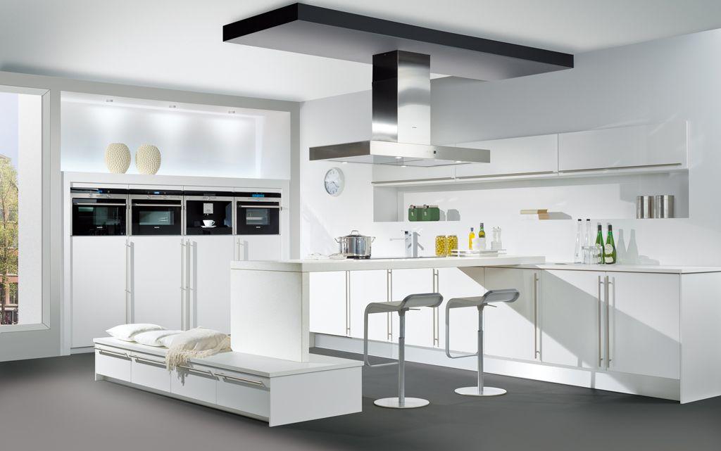 Mijn Keuken Info : Industriële keukens strak van vorm en stoer qua sfeer