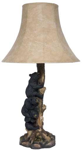 Product Detail Lamp Table Lamp Bear Cubs