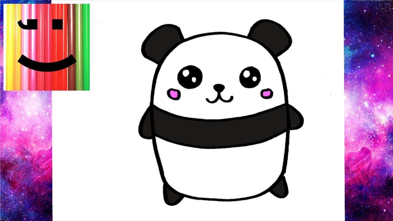 Image Associée Comment Dessiner Un Panda Panda Dessin Et