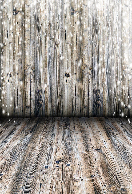 Amazon Com 5x7ft Light Grey Wood Wall Photography