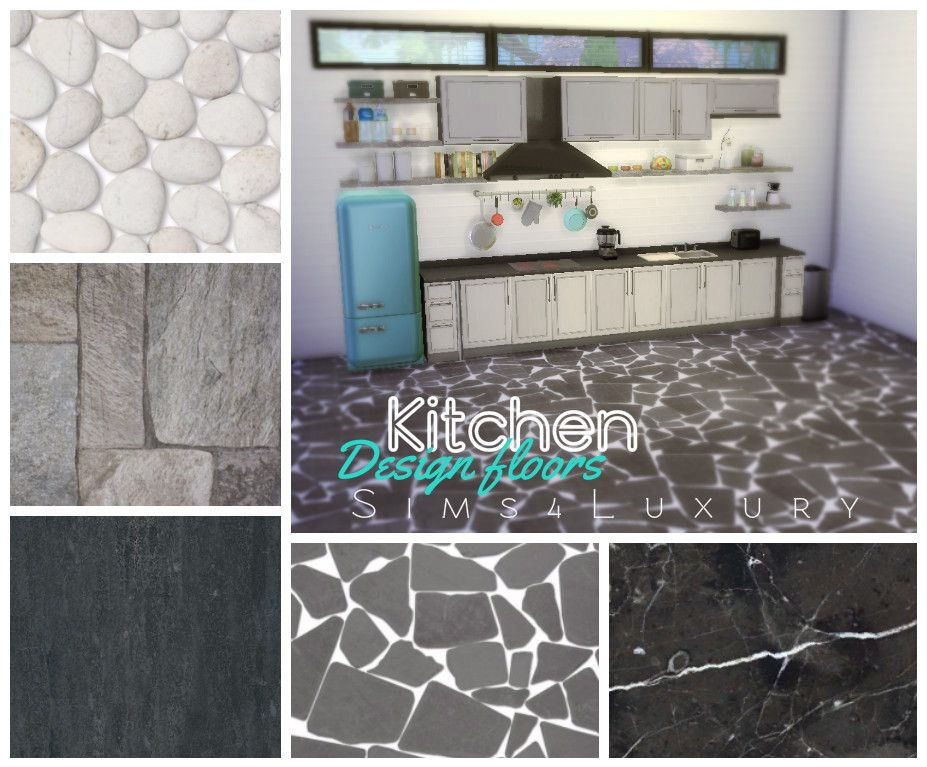 Kitchen Design Floors 2 Hello Everyone ! Here Is An Other Set Of Floors For  Your Sims 4 Kitchen. I Hope You Like Them And Happy Simming U003e Next Week, ...